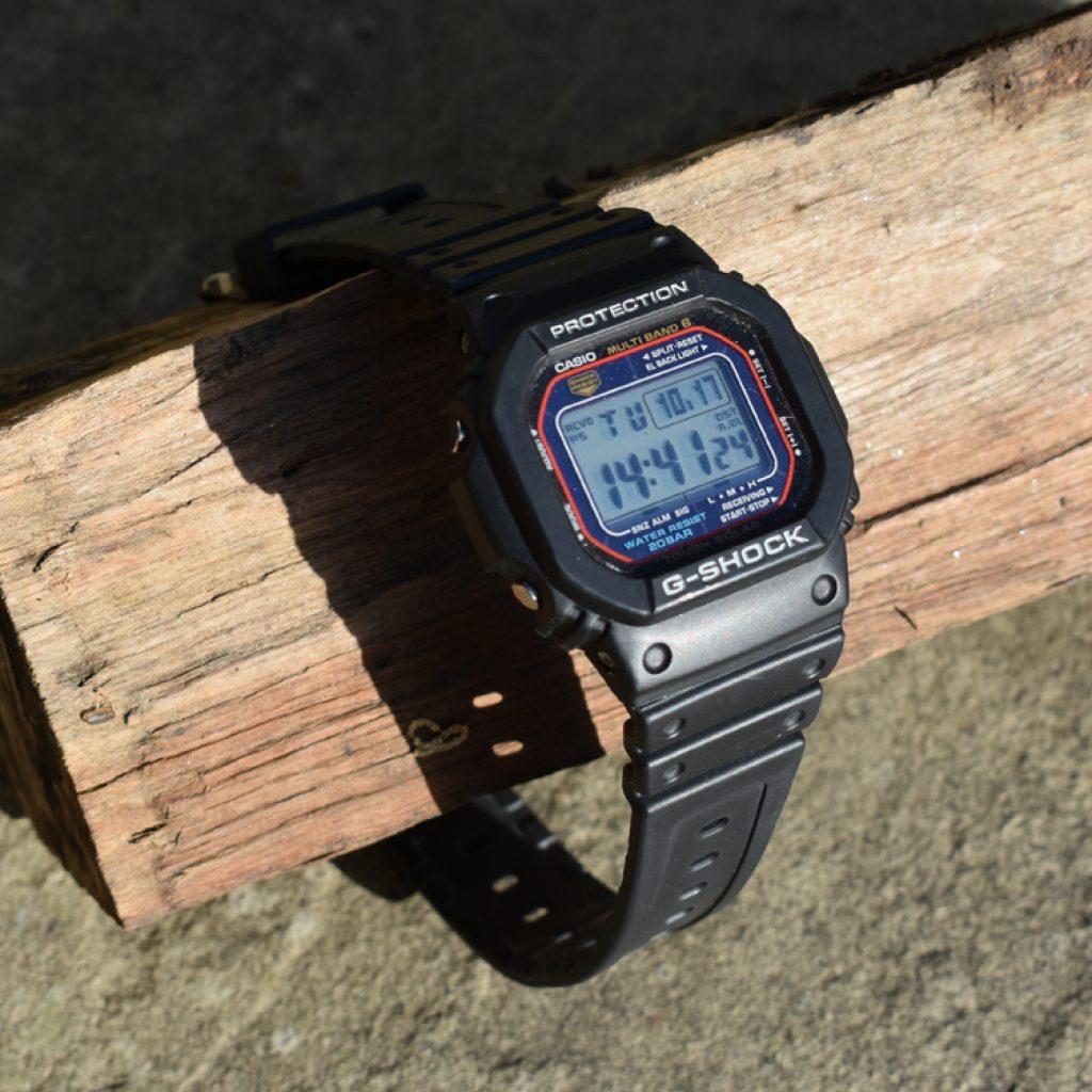 Casio G-Shock GWM5610-1 Solar Watch Review